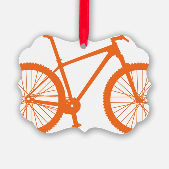 BOMB_orange Ornament