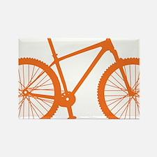 BOMB_orange Rectangle Magnet