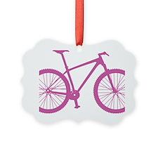 BOMB_pink Ornament