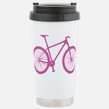 BOMB_pink Stainless Steel Travel Mug