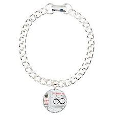 Pi_30 End Not Near (20x1 Charm Bracelet, One Charm