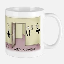Pi_68 Math Chivalry (11.5x9 Color) Mug