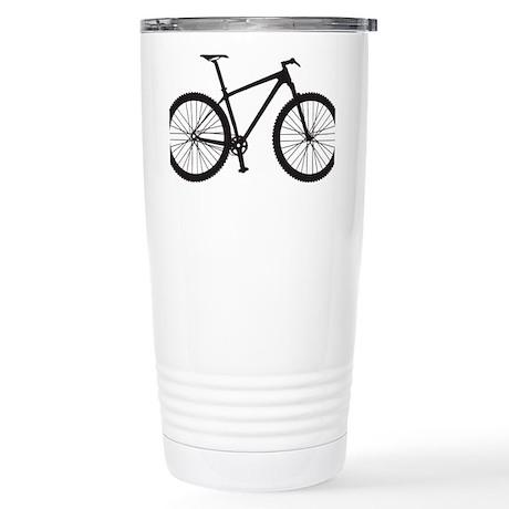 BOMB_black Stainless Steel Travel Mug