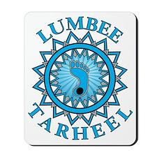 LumbeeTarheelcafe Mousepad