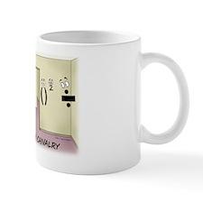 Pi_68 Math Chivalry (10x10 Color) Mug