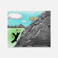 Pi_71 Summit (10x10 Color) Throw Blanket