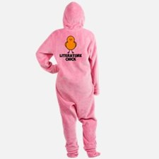 ho183 Footed Pajamas