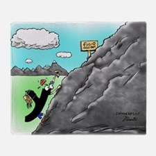 Pi_71 Summit (20x16 Color) Throw Blanket