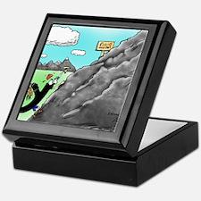 Pi_71 Summit (20x16 Color) Keepsake Box