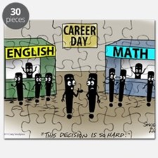 Pi_75 Career Day (5.75x4.5 Color) Puzzle