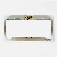 Pi_75 Career Day (5.75x4.5 Co License Plate Holder