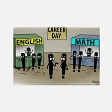 Pi_75 Career Day (20x16 Color) Rectangle Magnet