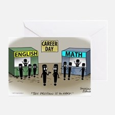 Pi_75 Career Day (20x16 Color) Greeting Card