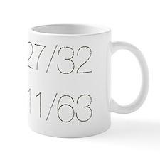 SylviaPlath_mdyDARK-OLIVE-626347 Mug