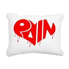 T_Pain Rectangular Canvas Pillow