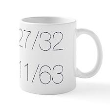SylviaPlath_mdyMIDNIGHT-BLUE-231b3f Mug