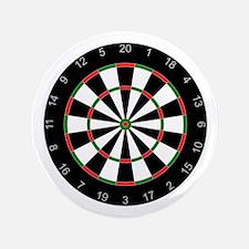 """dart board 3.5"""" Button"""