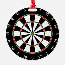 dart board Ornament