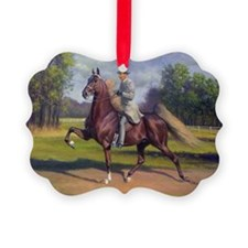Chief of Spindletop Ornament