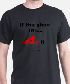 SHOES Buy- red T-Shirt