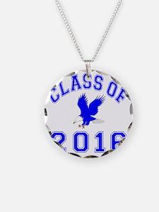 CO2016 Eagle Blue Necklace