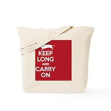 keep_calm_rectangle Tote Bag