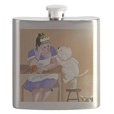 teacup Flask