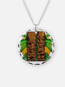 Tiki Gods Necklace
