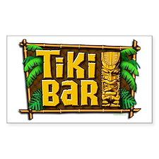 Tiki Bar Bumper Stickers