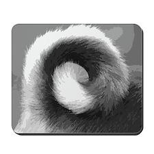 TailPillow2 Mousepad