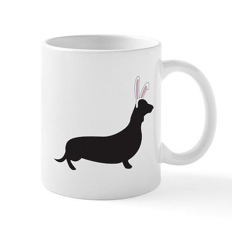 Doxie Bunny Mug