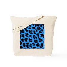 Blue Lep Ipad case Tote Bag