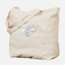 breaking dawn feather shirt by twibaby co Tote Bag