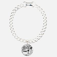 Flying Saucer Diner Bracelet