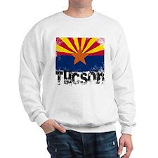 Tucson Grunge Flag Jumper