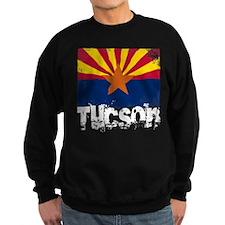 Tucson Grunge Flag Jumper Sweater