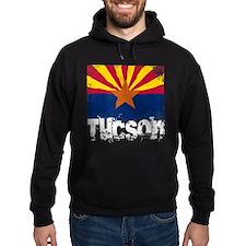 Tucson Grunge Flag Hoody