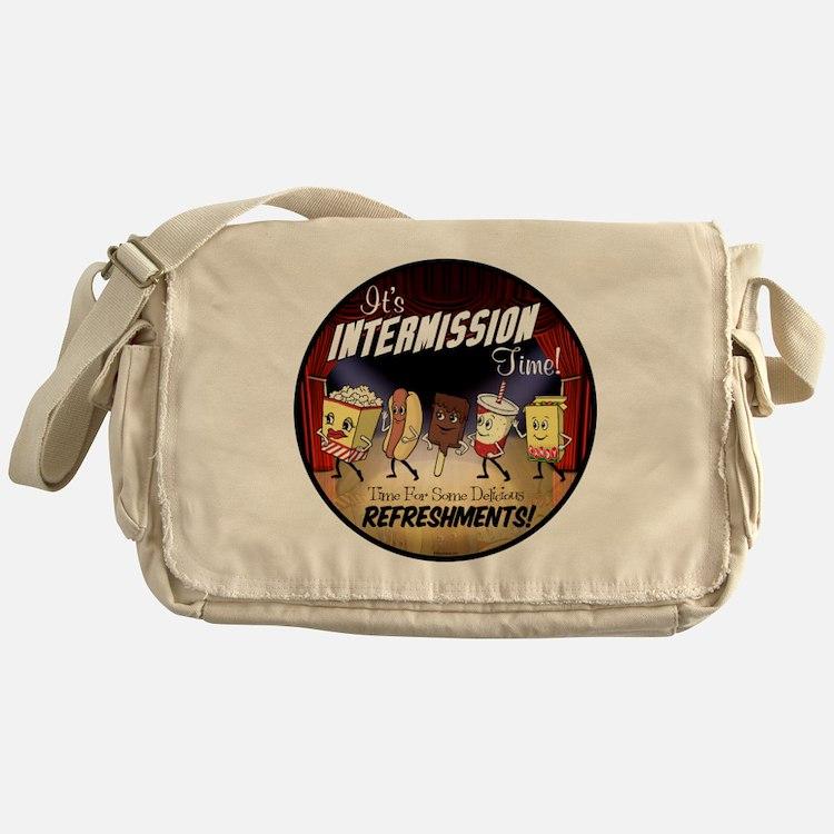 Intermission Time Messenger Bag