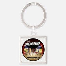 Intermission Time Square Keychain