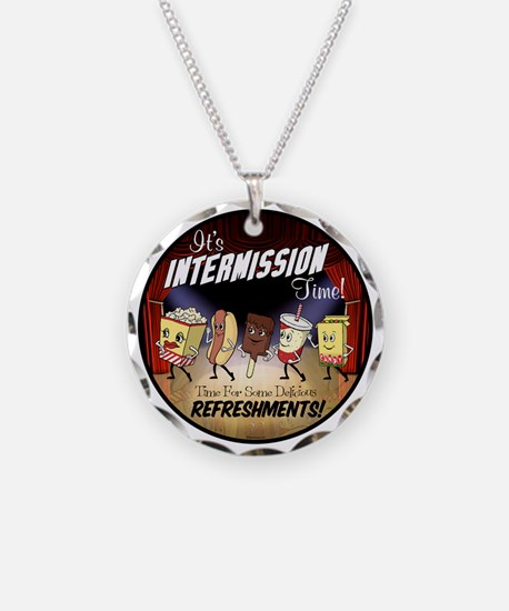 Intermission Time Necklace