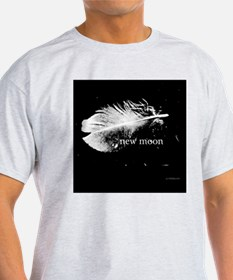 1212 new moon feather copy T-Shirt