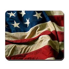 us_flag_04 Mousepad