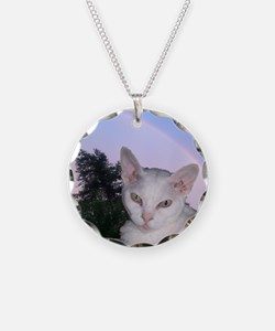 Cat-Calendar-Cover Necklace