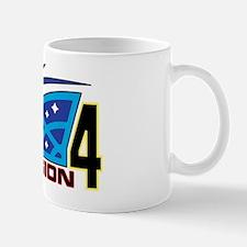 R4 Logo - transparent for white bkgrnd Mug