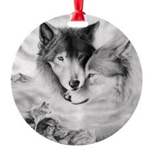 wolfmates Ornament