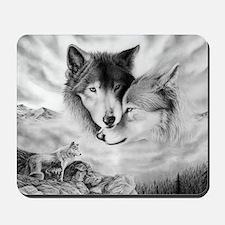 wolfmates Mousepad