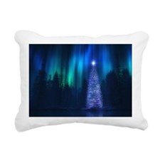 xmas 8 Rectangular Canvas Pillow