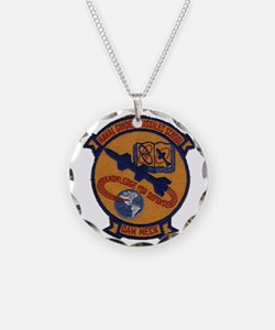 Naval Guided Missiles School Necklace