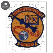 Naval Guided Missiles School Patch Puzzle