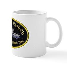 Cold War Patrol Patch Mug